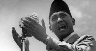 """Bung Karno dalam Wawancara Imajiner (2) : """"Langkah Guntur ke Politik Dijegal"""""""