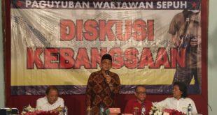 Diskusi Kebangsaan IV : Ideologi Bangsa Harus Diaktualisasi dan Dihidupi