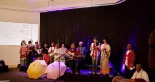Pentas Baca dan Lagu Puisi Tarian Hujan Di Solo