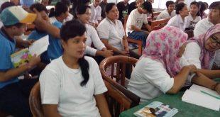 Pelatihan Menulis Puisi Untuk Napi di Lapas Karawang