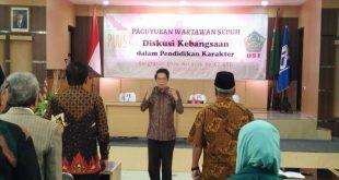Prof. Dr. Meutia Farida Hatta Swasono, SS, MA, Guru Besar Antropologi UI, dan mantan Menteri Negara Pemberdayaan Perempuan RI (2004-2009) : Antropologi dan Cita-cita Kemerdekaan
