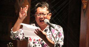 Ini Memoriam Budhi Wiryawan, Penyair, Wartawan Anggota PWS
