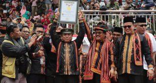 Saman, Kebudayaan Gayo yang Dimiliki Dunia