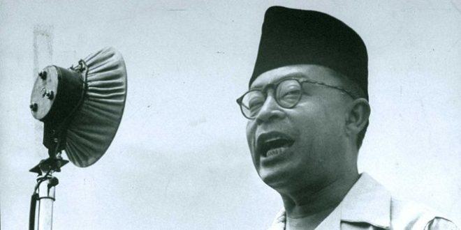 Bung Hatta Ungkapkan Sekitar Proklamasi (2): Proklamasi Ditulis Bung Karno Sendiri