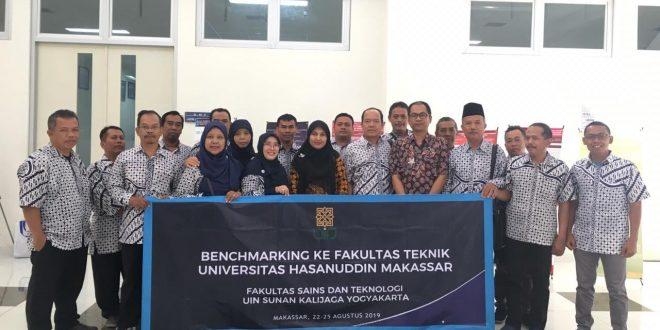 Benchmarking Fakultas Saintek UIN Sunan Kalijaga ke Fakultas Teknik Unhas