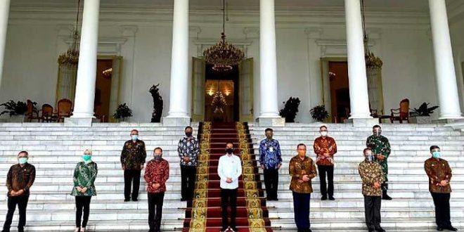 Lemhannas RI Menghadap Presiden: BUDAYA PERTANIAN BARU – MEKANISASI MODERN